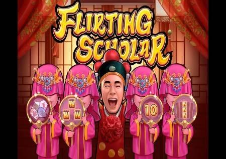 Flirting Scholar – online slot moćnih bonusa!