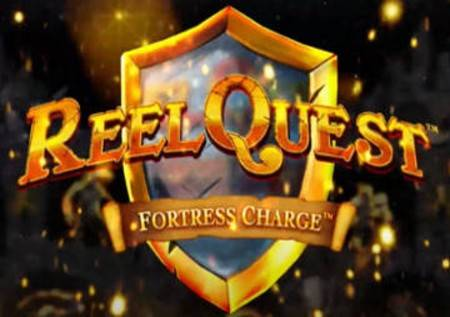 Reel Quest Fortress Charge – online kazino slot!