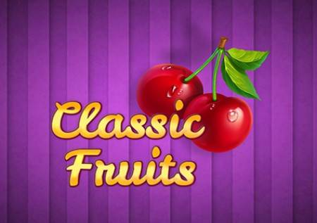 Classic Fruits – probajte slatke kazino voćkice