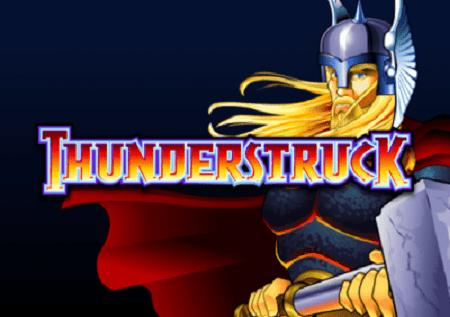 Thunderstruck pruža munjevite kazino bonuse!