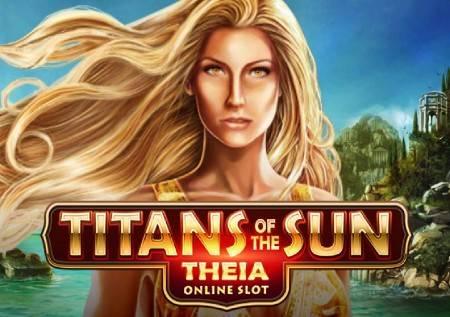Titans of the Sun Theia – antička kazino zabava