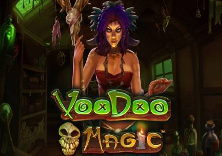 Voodoo Magic – kazino magija i vudu rituali