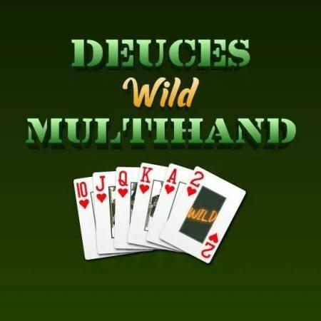Video poker Deuces Wild Multihand – Strahinja prvi milioner!