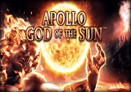 Apollo God of the Sun – online kazino video slot!