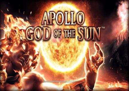Apollo God of the Sun – online kazino video slot!