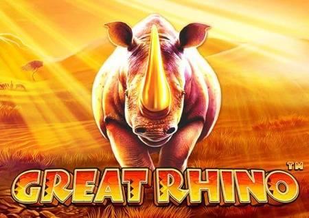 Great Rhino – osvojite džekpot u kazino igri!