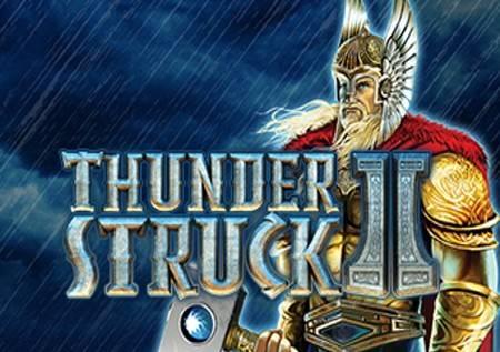 Thunderstruck 2 – žestoki udar kazino bonusa