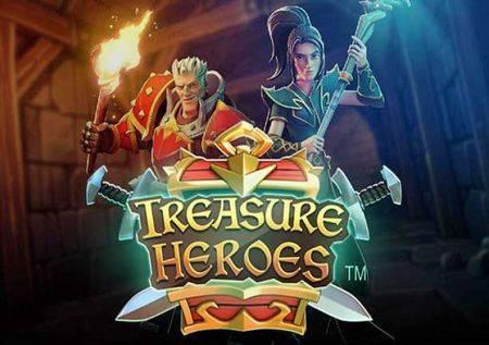 Treasure Heroes – vrhunska slot avantura!