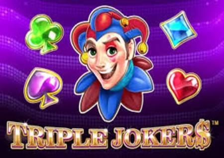 Triple Jokers – nasmejani džoker donosi bonus!