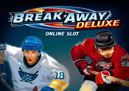 Break Away Deluxe – online kazino fešta na ledu