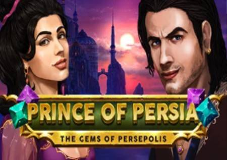 Prince of Persia the Gems of Persepolis slot zabava