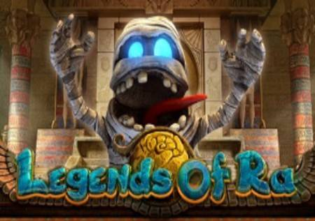 Legends of Ra – od Boga Sunca stižu kazino bonusi