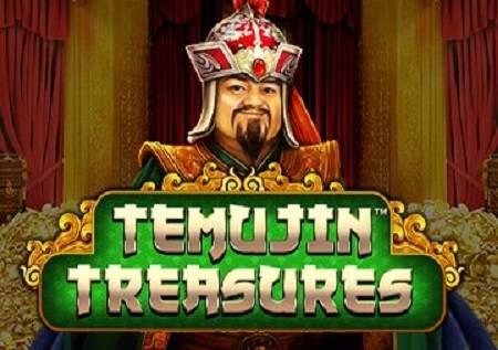 Temujin Treasures slot deli bogate kazino bonuse!