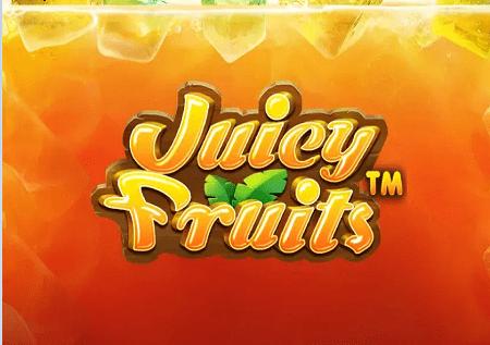 Juicy Fruits – moćno voćno online kazino osveženje!