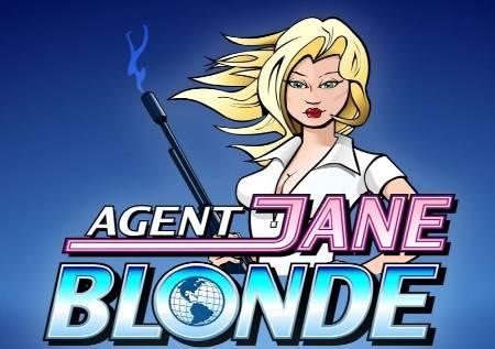 Agent Jane Blonde – kazino avantura i tajni agent