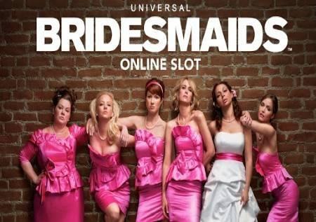Bridesmaids – romantična slot avantura!