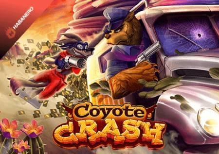Coyote Crash – crtana kazino slot avantura!