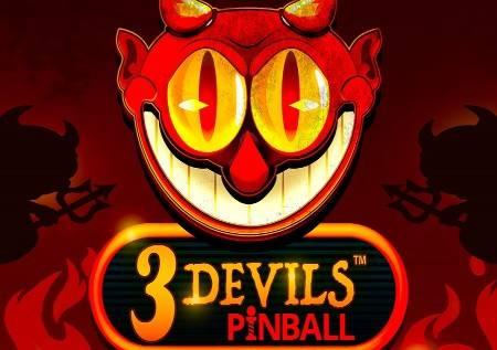 3 Devils Pinball – kazino slot inspirisan fliperom!