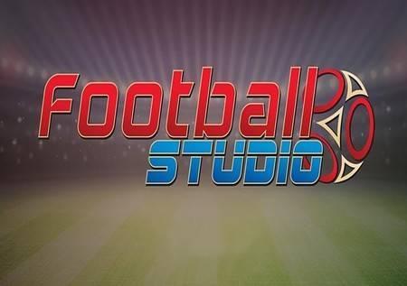 Football Studio – jedinstvena online kazino igra!