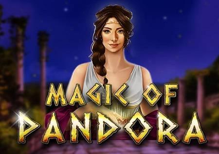 Magic of Pandora – slot magičnih bonusa!