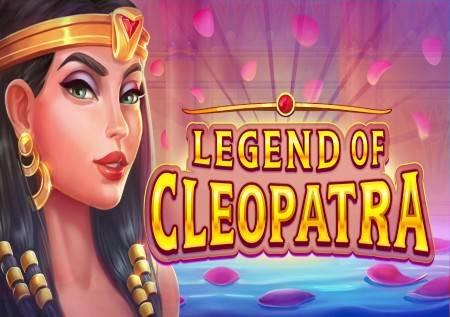 Legend of Cleopatra – faraonska slot zabava