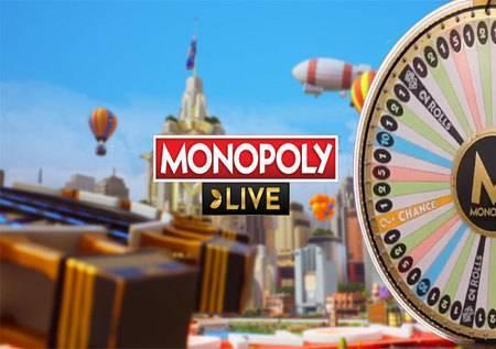 Monopoly Live – društvena kazino igra u uživo formi!