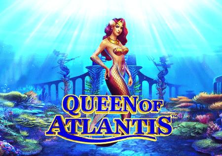 Queen of Atlantis – slot skrivenog kazino blaga!
