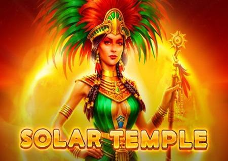 Solar Temple – magično slot putovanje!