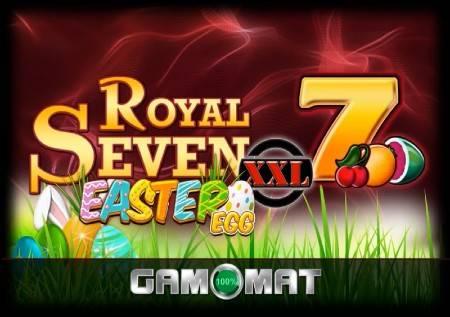 Royal Seven XXL Easter Egg – praznična žurka