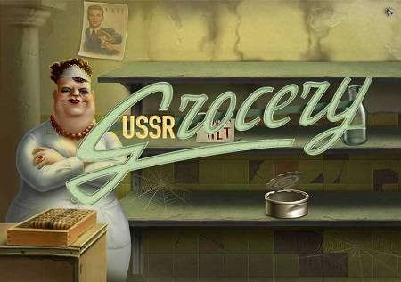 USSR Grocery – posetite sovjetski slot dućan!