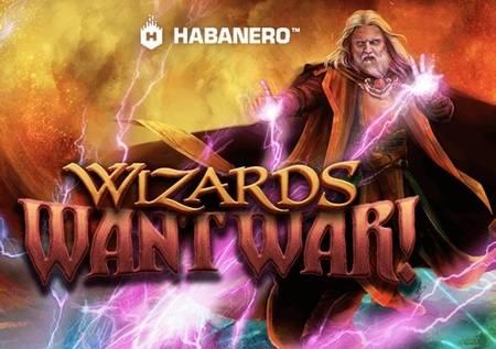 Wizards Want War – kazino slot magije i bonusa!