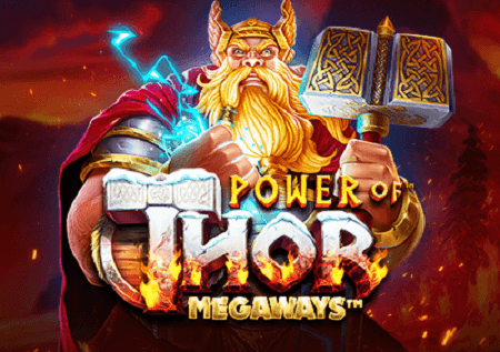 Power of Thor Megaways – kazino slot moćnih bonusa!
