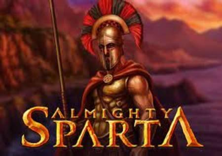 Almighty Sparta – kazino igra svemoćnih ratnika!