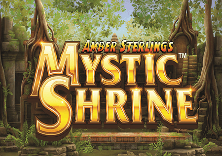 Amber Sterlings Mystic Shrine online kazino slot