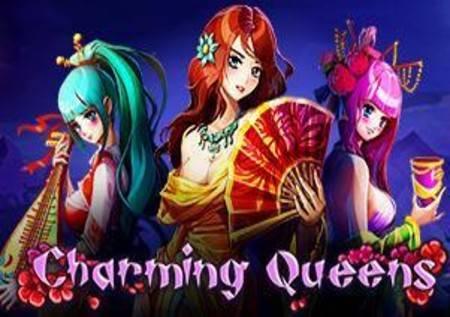 Charming Queens – kraljevski slot tretman!
