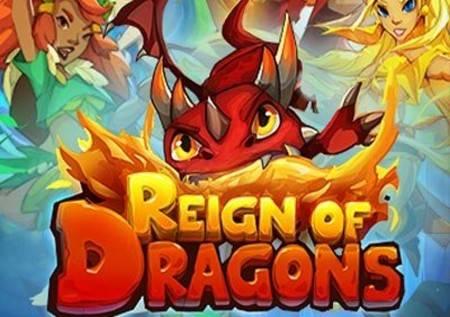Reign of Dragons – slot ekskluzivnih bonusa!