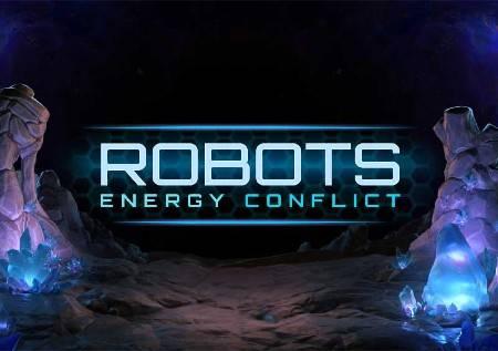 Robots Energy Conflict – online kazino slot!