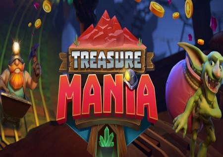 Treasure Mania – kazino slot rudarskog blaga!