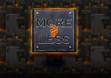 More or Less – pogađanjem do super kazino bonusa