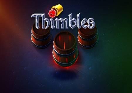 Thimbles – isprobajte šibicarenje na online kazinu!