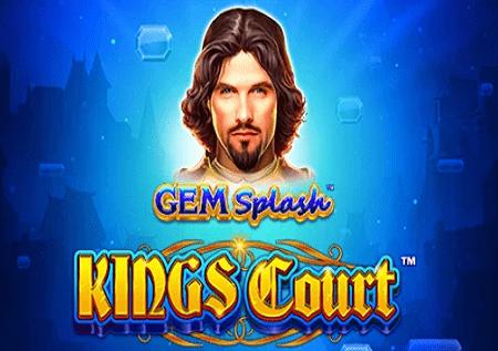 Gem Splash Kings Court – džekpot kazino slot!