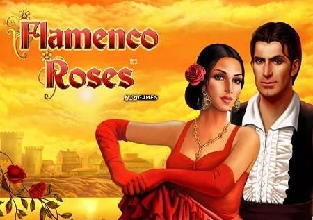 Flamenco Roses – kazino slot španske tematike!