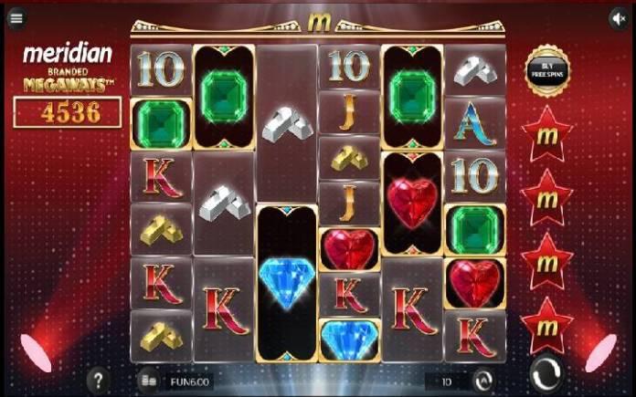 juego de tragamoneda, Prueba el nuevo juego de tragamoneda en Meridianbet: ¡Meridian Branded Megaways!