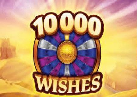 10000 Wishes – kazino slot ispunjava želje!