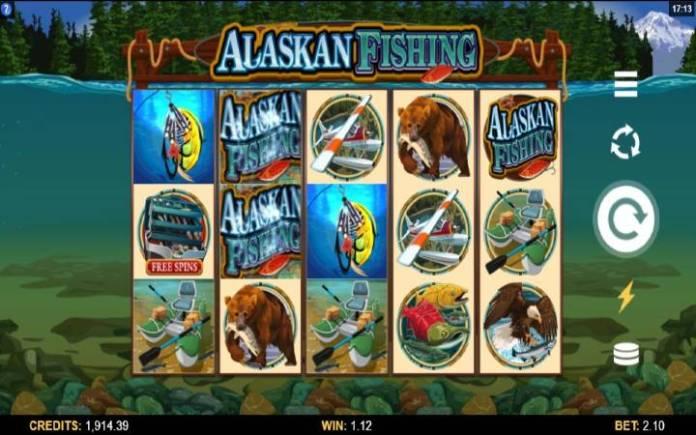 Alaskan Fishing-onine casino bonus-džoker-osnovna igra