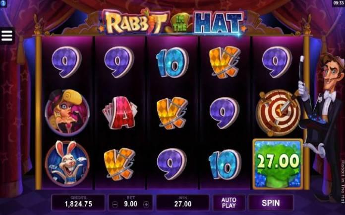 Nasumična novčana nagrada-rabbit in the hat