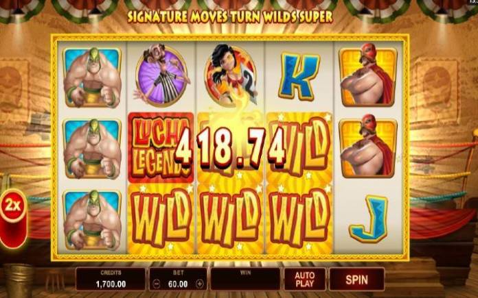 Džoker-super džoker-online casino bonus-Lucha legends
