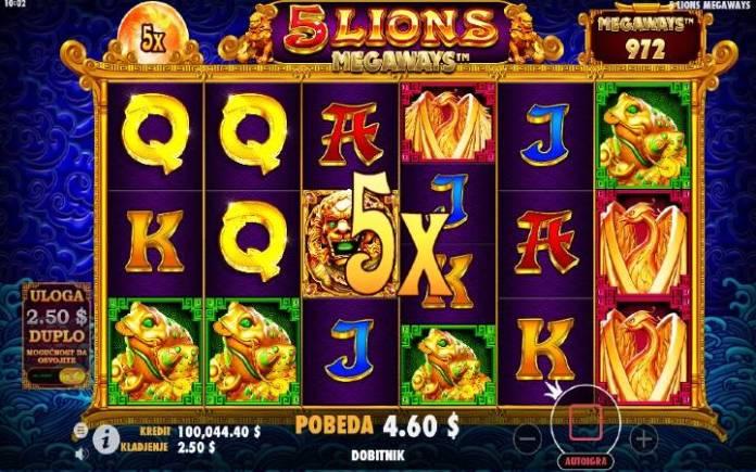 Džoker-množilac-online casino bonus-5 lions megaways-online casino bonus