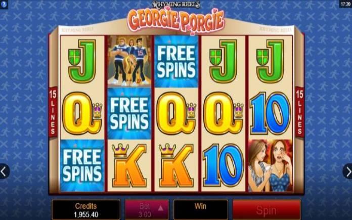 Scatter-online casino bonus-Georgie Porgie-kako do besplatnih spinova