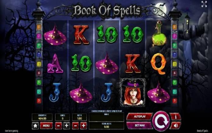Book of spells-osnovna igra-tom horn+serijal knjiga